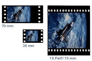Imax 3D vászon
