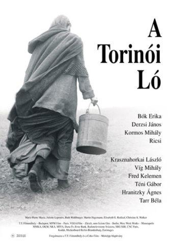 A Torinoi ló, film plakát