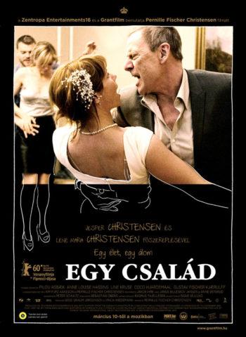 Egy család, film plakát