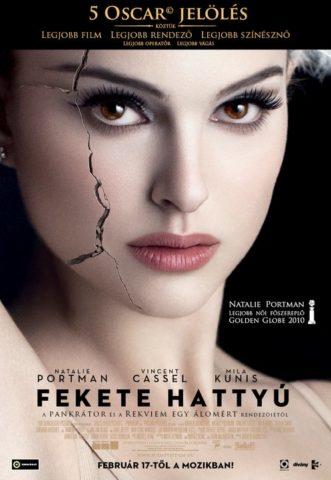 Fekete hattyú, film poszter