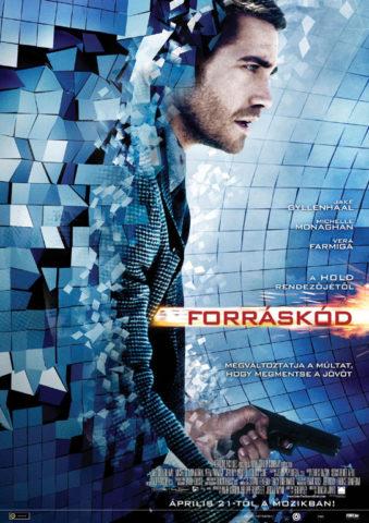 Forráskód, film plakát