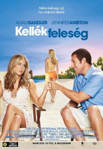 Kellékfeleség, film plakát