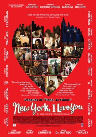 New York, I Love You, film poszter