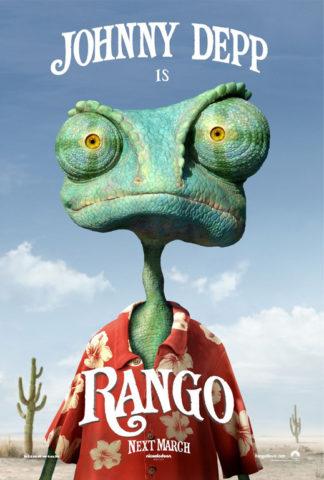 Rango, film poszter