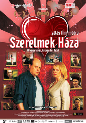 Szerelmek háza, film poszter