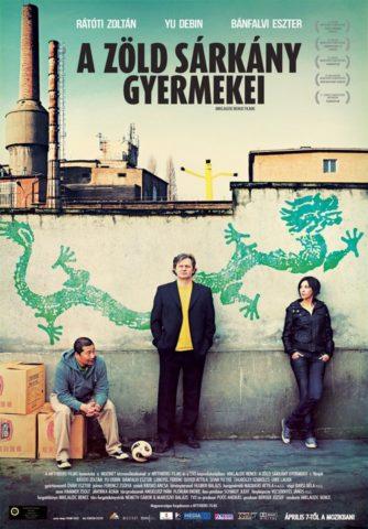 Zöld sárkány gyermekei, film plakát