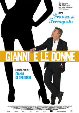 Gianni és a nők, film plakát