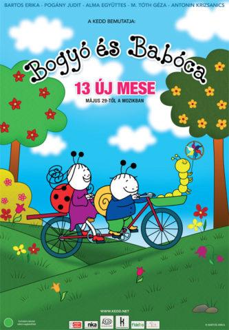 Bogyó és Babóca, film plakát