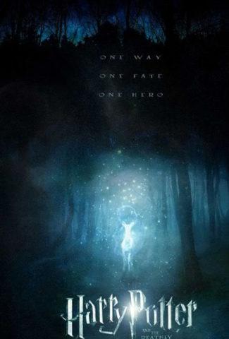 Harry Potter és a Halál ereklyéi, film plakát