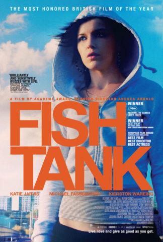 Akvárium, film plakát