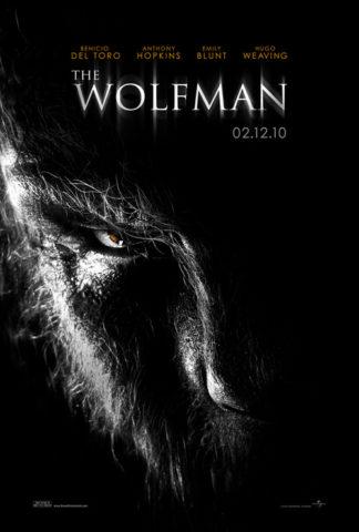 Farkasember, film plakát