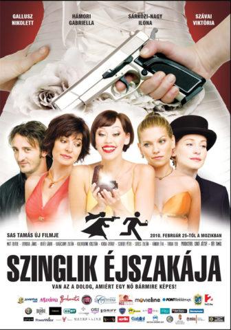 Szinglik éjszakája, film plakát