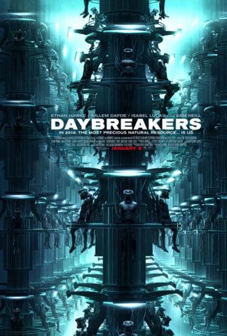 Daybreakers - A vámpírok kora, film plakát