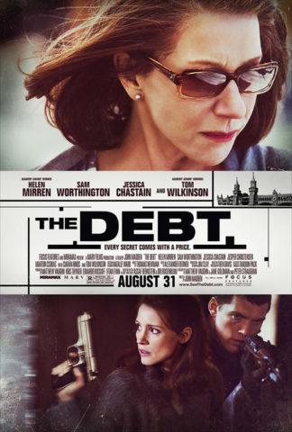 Az adósság, film plakát