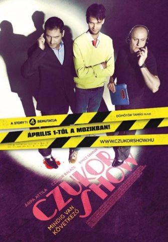 Czukor Show, film plakát