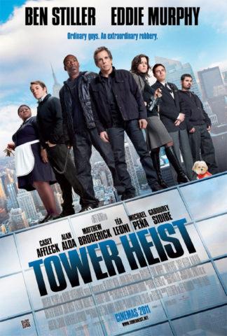 Hogyan lopjunk felhőkarcolót, film plakát