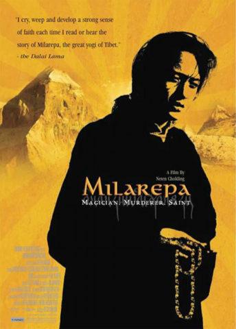 Milarepa, film plakát