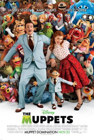 The Muppets, film plakát