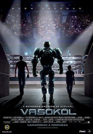 Vasököl, film plakát