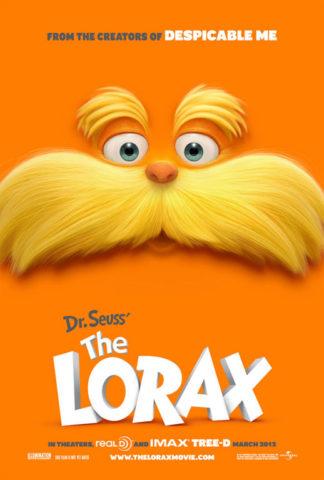 Lorax, film plakát
