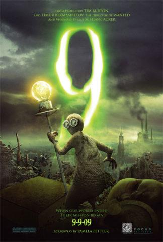 9, film plakát