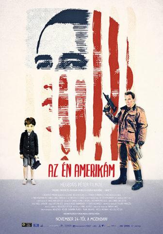 Az én Amerikám, film plakát
