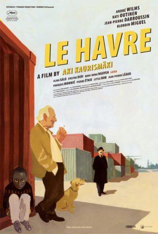 Kikötői történet, film plakát