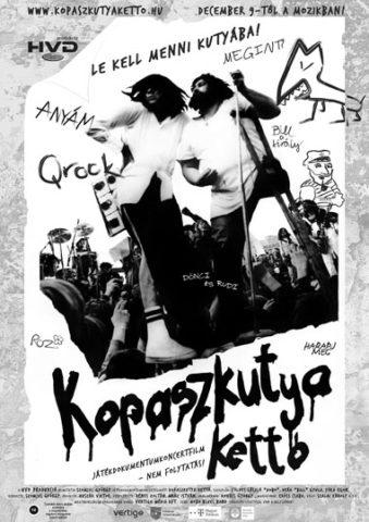 Kopaszkutya kettő, film plakát