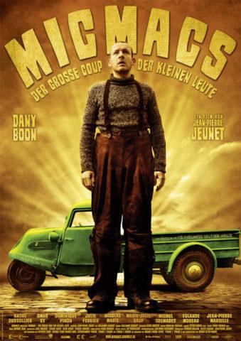 Micmacs - Nagyban megy a kavarás, film plakát