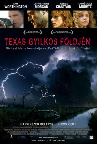 Texas gyilkos földjén poszter