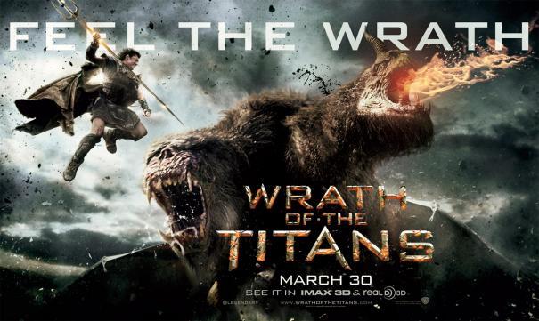 Wrath of the Titans - A titánok haragja