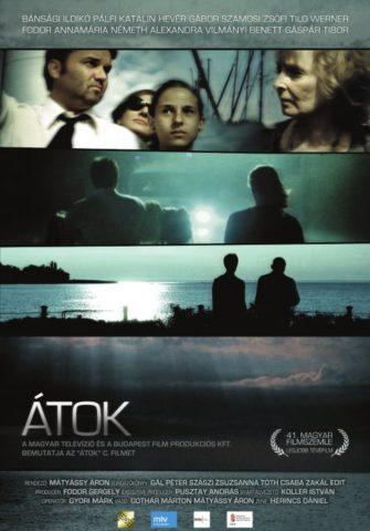 Átok, film plakát
