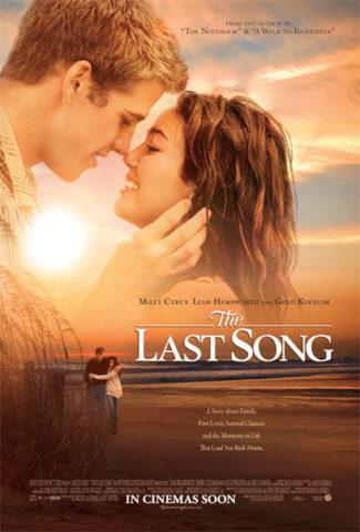 Az utolsó dal, film plakát