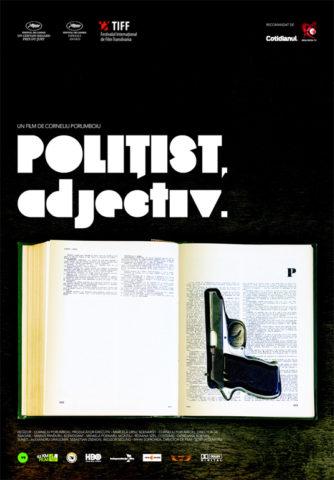 Rendészet, nyelvészet, film plakát