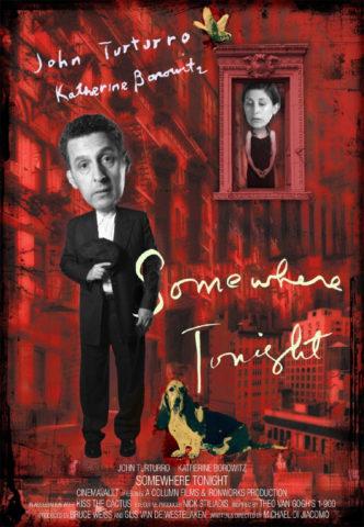 Szűzvonalban, film plakát
