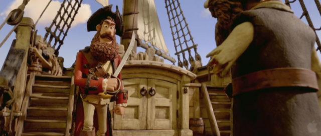 Kalózok! – A kétballábas banda