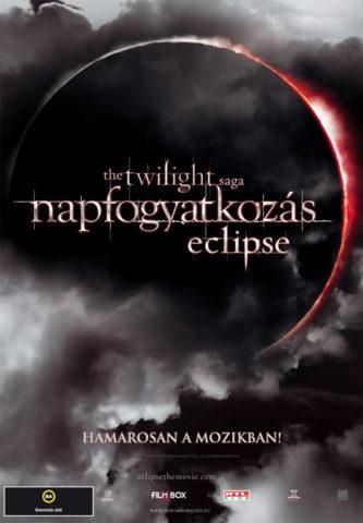 Alkonyat - Napfogyatkozás, film plakát
