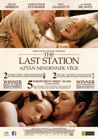 Aztán mindennek vége, film plakát