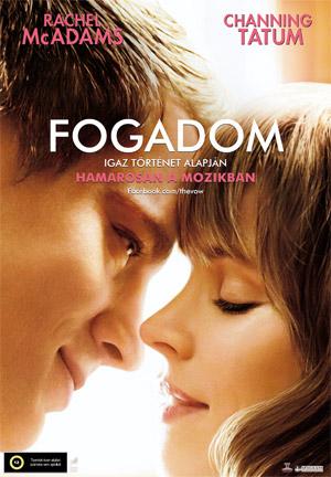 Fogadom, film plakát