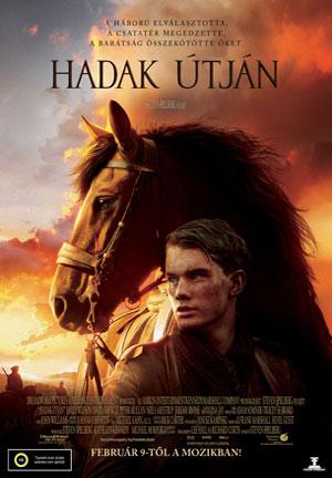 Hadak útján, film plakát