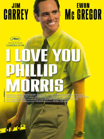I Love You Philip Morris, film plakát