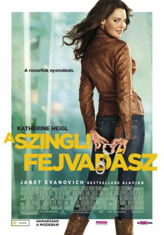 Szingli fejvadász, film plakát