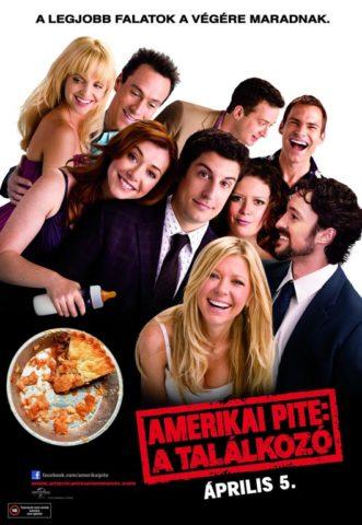 Amerikai pite: A találkozó, film plakát