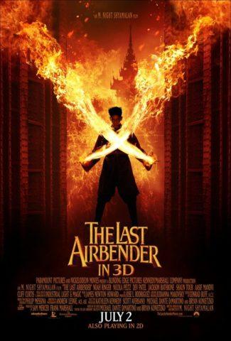 Az utolsó léghajlító, film plakát