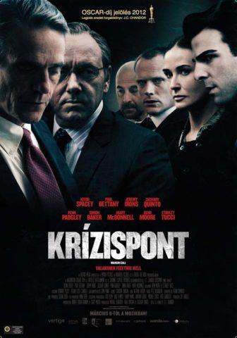 Krízispont, film plakát