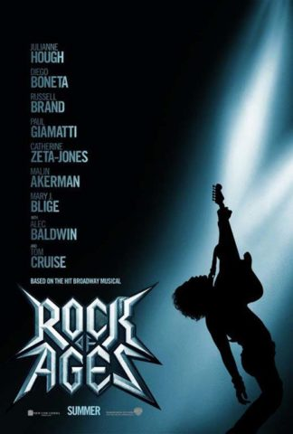 Mindörökké Rock, film plakát