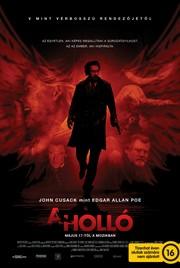 A HOLLÓ (THE RAVEN) poszter