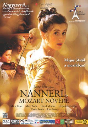 Nannerl, Mozart nővére (Nannerl, la soeur de Mozart) 2010 poszter