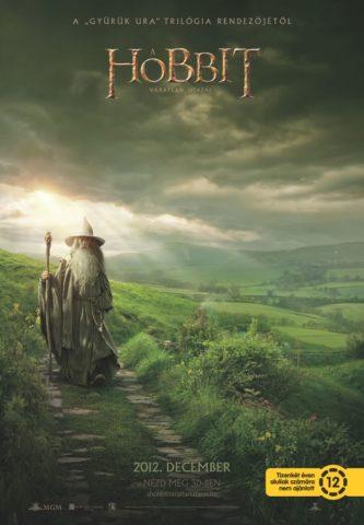A hobbit: Váratlan utazás (12E) poszter