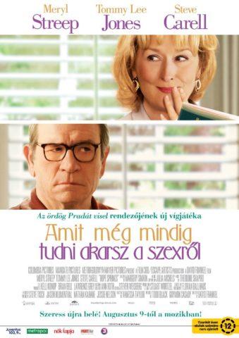 Amit még mindig tudni akarsz a szexről (Hope Springs) 2012 poszter